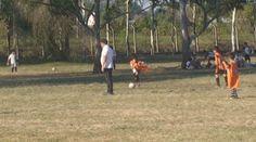 Un proyecto busca utilizar el deporte como herramienta para que niños y adolescentes en situación de vulnerabilidad puedan generar espacios de socialización y así reinsertarse en sus familias.