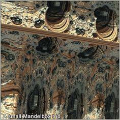 Mandelbulb3D fractal rendering by Digiclown