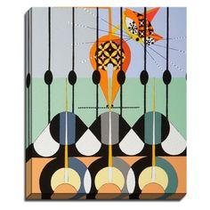 #bashianhome #abstract #wallart #dominicbourbeau #gatedcat