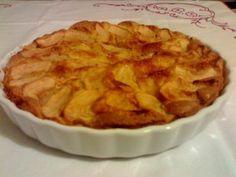Receitas - Tarte de maçã - Petiscos.com