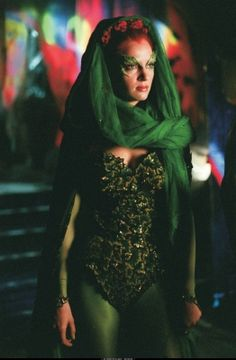 Poison Ivy (Uma Thurman) - Batman Wiki                                                                                                                                                     More