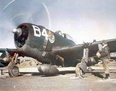 "Brazilian Fighter in P-47D squadron ""B"" , Italy, 1944"