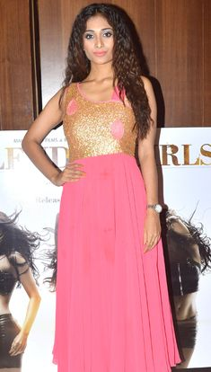 Satarupa Pyne at a press conference to promote 'Calendar Girls'. #Bollywood #CalendarGirls #Fashion #Style #Beauty #Hot