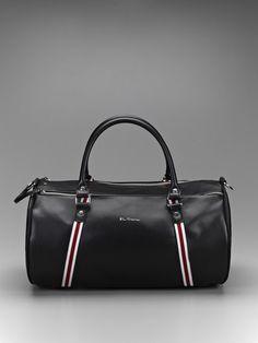 Ben Sherman Accessories Iconic Barrel Bag