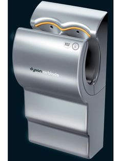 Dyson Airblade Hand Dryer. These things are seriously the bomb. I love them. I want one in my bathroom.