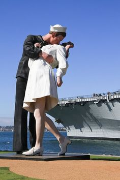 San Diego, California, 2002-12.  One of my last out-of-town trips as a military officer. I will surely miss you.