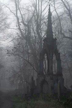 Bow cemetery,  London