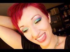 Sephora Pantone Palette Review & Tutorial Cut Crease Eyeshadow, Hooded Eyes, Makeup Videos, Pantone, Sephora, Eye Makeup, Halloween Face Makeup, Palette, Beauty