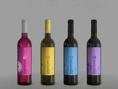 Label / Herdade Grande Wines Branding by MusaWorkLab #wine