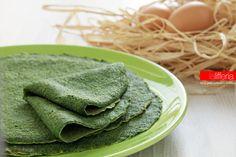 Le crepes agli spinaci sono una variante della pastella classica, facile da preparare, perfetta per deliziosi primi e piatti unici al forno o in padella.