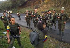 Denuncian a Farc de reclutar y explotar sexualmente niños en zonas de preagrupamiento en Antioquia – RCN Radio – The Bosch's Blog