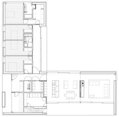Carnivan House, Fethard On Sea By Aughey Ou0027Flaherty Architects. L Shaped  House PlansStone ...