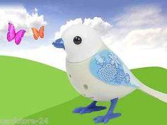 Silverlit-Digibirds-Sing-Voegel-Digi-Bird-Vogel-NEU-Digibird-Serie-3-Baum-Kaefig