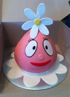 Yo Gabba Gabba Cake - Foofa