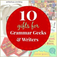 You've been Sentenced! word game tops list of 10 Gifts for Grammar Geeks and Writers