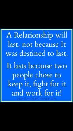 Relationships, x