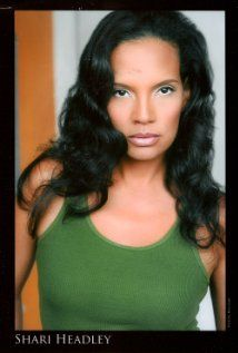 Shari Headley (born July 15, 1964; Queens, New York) is a film actress. She appeared in Coming to America (1988).