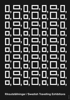 Gabor Palotai Design - Riksutställningar  | Typography