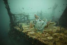 アンドレアス·フランケによる新インクレディブル深海フォトギャラリー