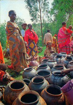 Batwa people of Burundi