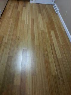 Schwoegler Remodeling bamboo flooring