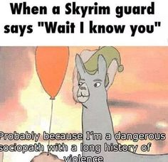 Again laugh! For I am the high king of Skyrim - Imgur