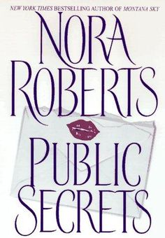Public Secrets - Nora Roberts