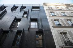 Legendre / Avenier Cornejo ArchitectesLogements sociaux, Paris XVIIème