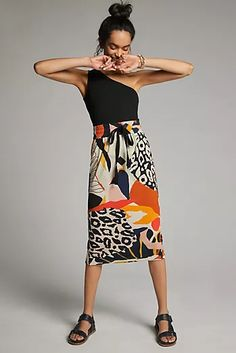 New Clothing for Women | Anthropologie 50 Fashion, Fashion Outfits, Fashion For Petite Women, Ladies Day, Printed Skirts, Get The Look, Clothing Patterns, New Outfits, High Tops