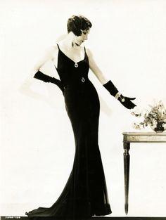 Claudette Colbert 1930's