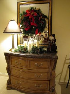 Christmas is Here!!!!!, Love the holidays and decorating! I would leave my stuff up all year, but my husband would not let me.  , My forty-ten (my age at the time, do the math) present.    , Holidays Design