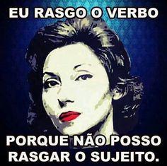 Eu rasgo #ClariceLispector #PoesiaBrasileira