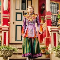 Alice – Alice Through The Looking Glass, 2016