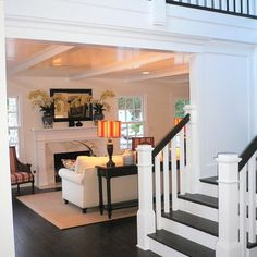 Traditional Staircase Bonus Room Design, Pictures, Remodel, Decor and Ideas - page 2