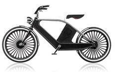 Electric-Enhanced Vintage Cykno Electric Bicycle