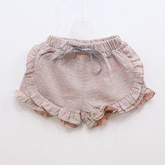 Opin Ruffle Shorts