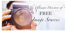 "Must Bookmark Site: ""The Ultimate Directory Of Free Image Sources"""