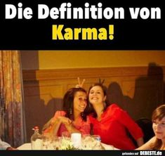 The definition of karma Humorous photos sayings jokes actually humorous Funny As Hell, Wtf Funny, Funny Facts, Funny Cute, Funny Jokes, Hilarious, Definition Von Karma, Funny Definition, Karma Funny