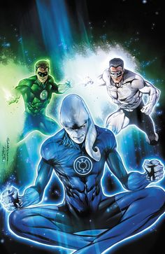 Hal Jordan and The Green Lantern Corps (2016-) #14