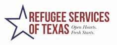 Refugee Services of Texas, Inc. is a not-for-profit social service agency guided by principles of human compassion and dignity committed to providing quality services for refugees, asylees, and survivors of trafficking. #Austin #nonprofit #refugees #trafficking