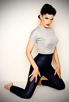 Rockabilly Girl  (by Bernie   Dexter) http://lookbook.nu/look/92144-Rockabilly-Girl