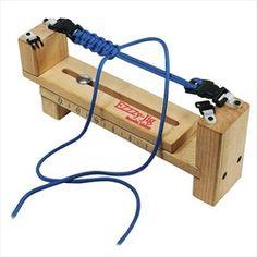 EZzzy-Jig Parachute Bracelet Maker For Parachute Cord - Great For Bracelets!