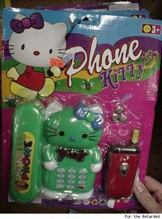 Hello Kitty/Phone Kitty...seems legit