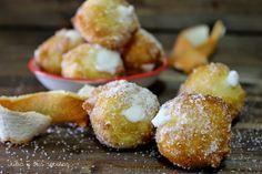 dulces tipicos del dis de los santos, buñuelos para celiacos, Julia y sus recetas, buñuelos de viento sin gluten
