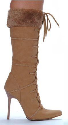 Ellie Shoes 433-Viking Light Brown