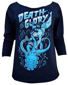 Women's Death or Glory Sweatshirt