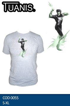 Tuanis te ofrece camisetas personalizadas y a la medida. Se creativo, elige un diseño nuestro o propio y plasmalo en tu chema Tuanis. Tel. 7123-1048
