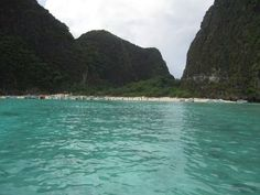 Top Tips For Travelling in Thailand- Phi Phi Islands