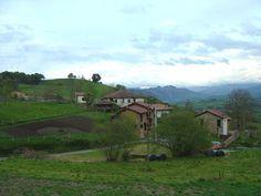 Vistas del pueblo de Robledo de Cereceda