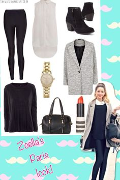 The Zoella inspired outfit i made!!! Ngl pretty proud!!!<3